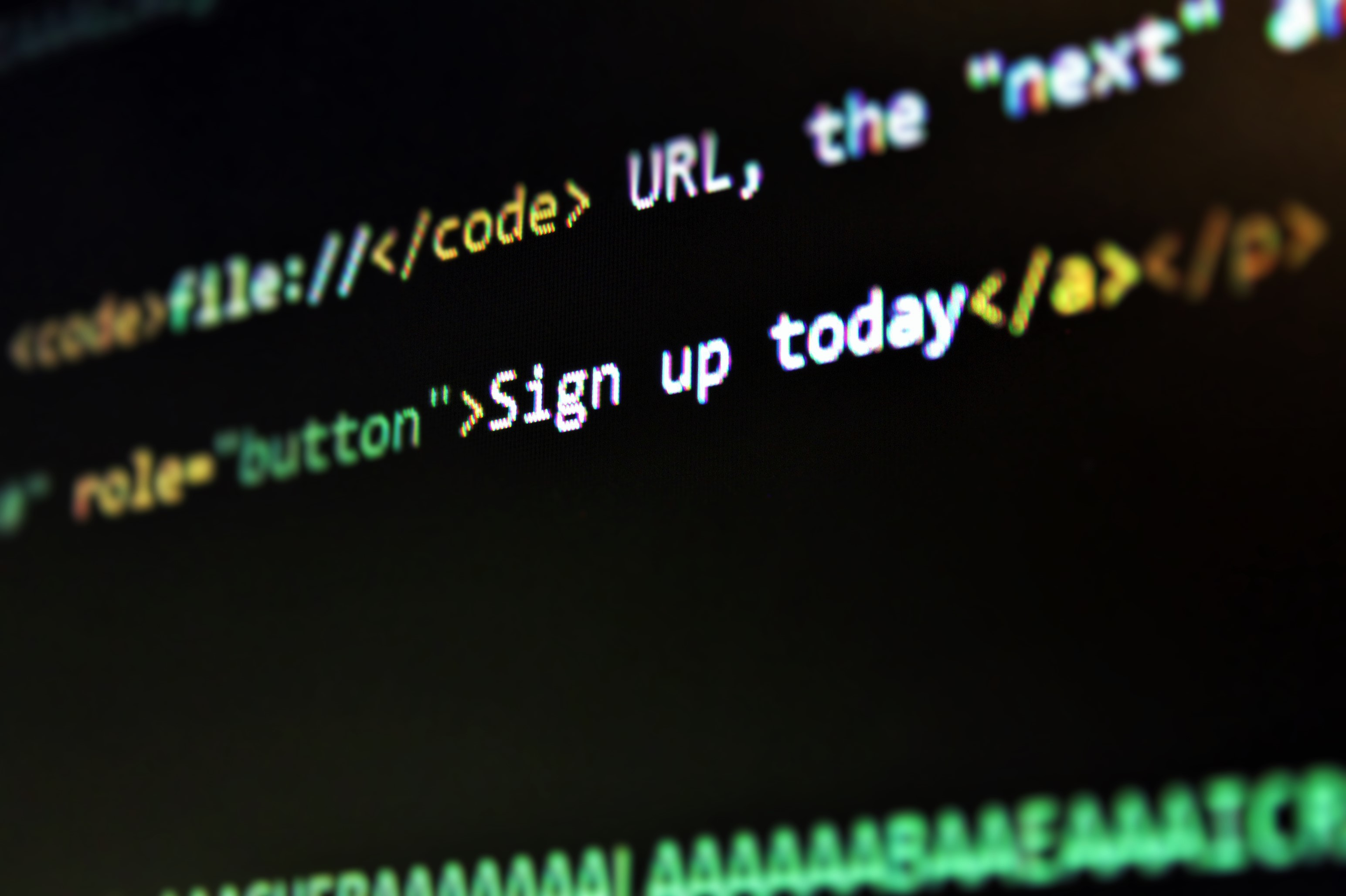 subscription model html code