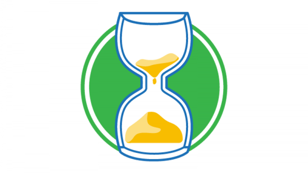 Aggregate use time license means the total amount of time software is used by a group of users