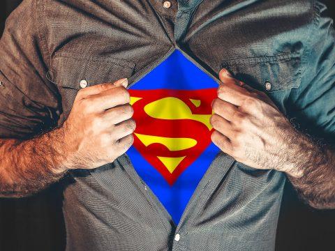 superhero identity based licensing
