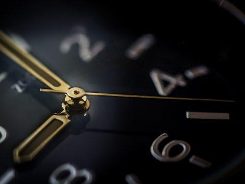 clock face - aggregate use time