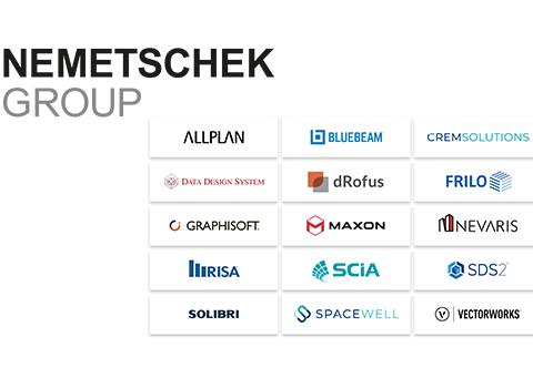 Nemetschek Group Brands